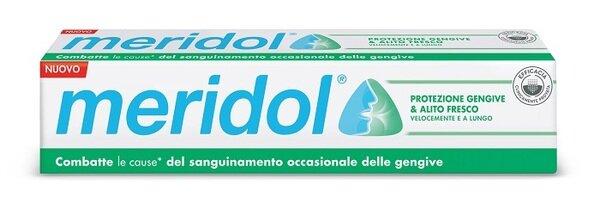 Meridol protezione gengive alito fresco 75 ml img